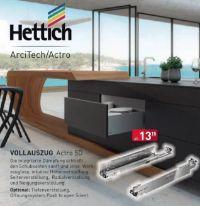 Vollauszug Actro 5D von Hettich