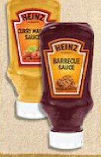 Sauce von Heinz