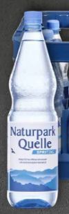 Mineralwasser von Naturpark Quelle
