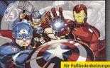 Avengers Teppich von Marvel