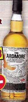 Legacy Highland Single Malt Scotch Whisky von The Ardmore