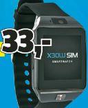 SIM-Smartwatch X30W von Xlyne