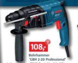 Bohrhammer GBH 2-20 Professional von Bosch