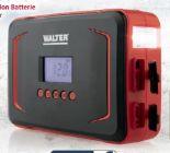 Portable Multifunktionsstarthilfe von Walter