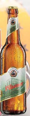 Pilsener von Glückauf-Brauerei