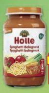 Bio Menü von Holle