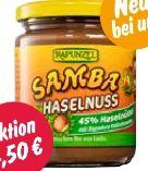 Bio Samba Haselnuss von Rapunzel