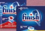 Geschirrspül-Tabs von Finish