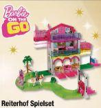 Reiterhof Spielset von Barbie