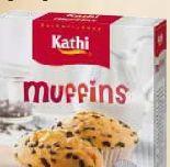 Muffins-Backmischung von Kathi