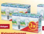 Halogenlampen von Philips