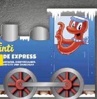 Bade-Express von Tinti