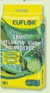 Grünpflanzen- und Palmenerde von Euflor