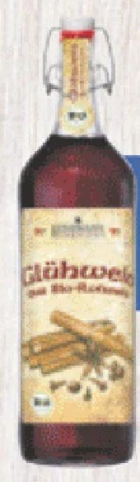 Bio-Glühwein von Kunzmann