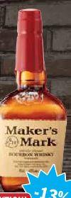 Bourbon Whisky Kentucky von Maker`s Mark