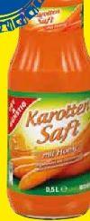 Karottensaft mit Honig von Gut & Günstig
