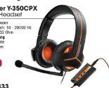 7.1 Gaming Headset Y-350CPX von Thrustmaster