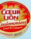 Coulommiers von Coeur de Lion