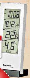 Temperaturstation WS 9768 von Techno Line