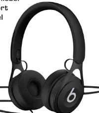 On-Ear-Kopfhörer EP von Beats