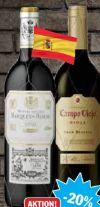 Rioja Reserva von Marqués de Riscal
