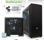 Gamer PC von Cooler Master