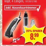Bartschneider-Set HSM 8007 von Bomann