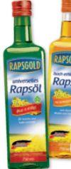 Rapsöl von Rapsgold