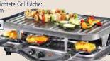 Raclette-Grill RG 1210 von Alaska