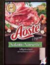 Salami Noisette von Aoste