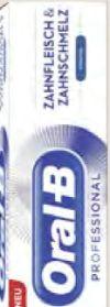 Professional Zahnfleisch & schmelz Zahncreme von Oral-B
