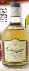 Single Highland Malt Scotch Whisky von Dalwhinnie