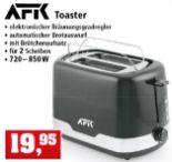 2-Scheiben Toaster von AFK