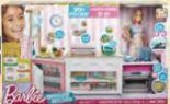 Barbie Deluxe Küchen-Spielset & Puppe von Mattel Games