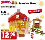 Maschas Haus von Mascha und der Bär