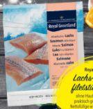 Lachs-Schwanzfiletstücke von Royal Greenland