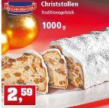 Christstollen von Kuchenmeister