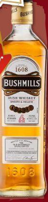 Irish Whiskey von Bushmills