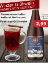 Festtags-Glühwein von Winzergenossenschaft Heilbronn