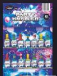 Partyknaller von Comet Feuerwerk