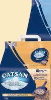 Klumpstreu Ultra Plus von Catsan