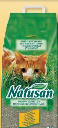 Katzenstreu von Natusan
