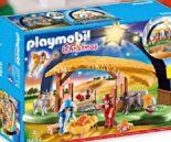 Lichterbogen Wihnachtskrippe 9494 von Playmobil