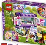 Friends Emmas rollender Kunstkiosk 41332 von Lego