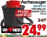 Aschesauger von Grafner