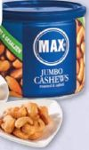 Jumbo-Cashews von Max Kiene