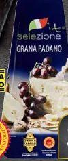 Selezione von Grana-Padano