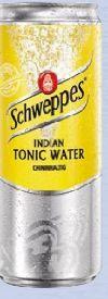 Indian Tonic Water von Schweppes