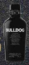 London Dry Gin von Bulldog