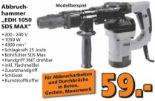 Abbruchhammer EDH 1050 SDS MAX von Matrix